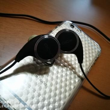 低価格コスパ重視 Bluetoothイヤホン QY8 (QCY8)  レビュー